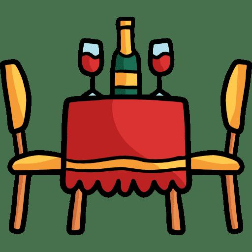 Imagem Mesas para Festas